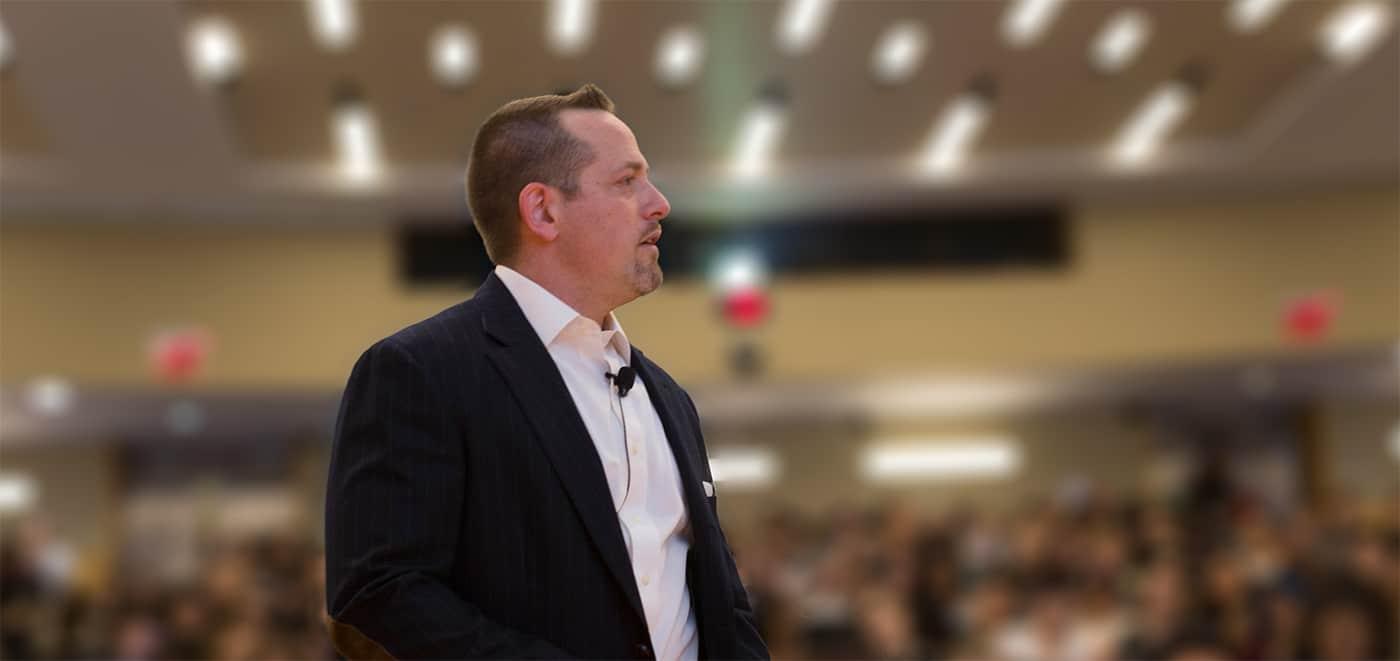 Praise for speaker Daniel Lerner