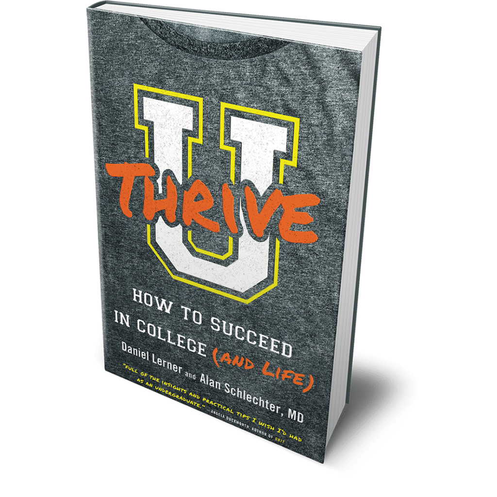 U-Thrive Book Cover