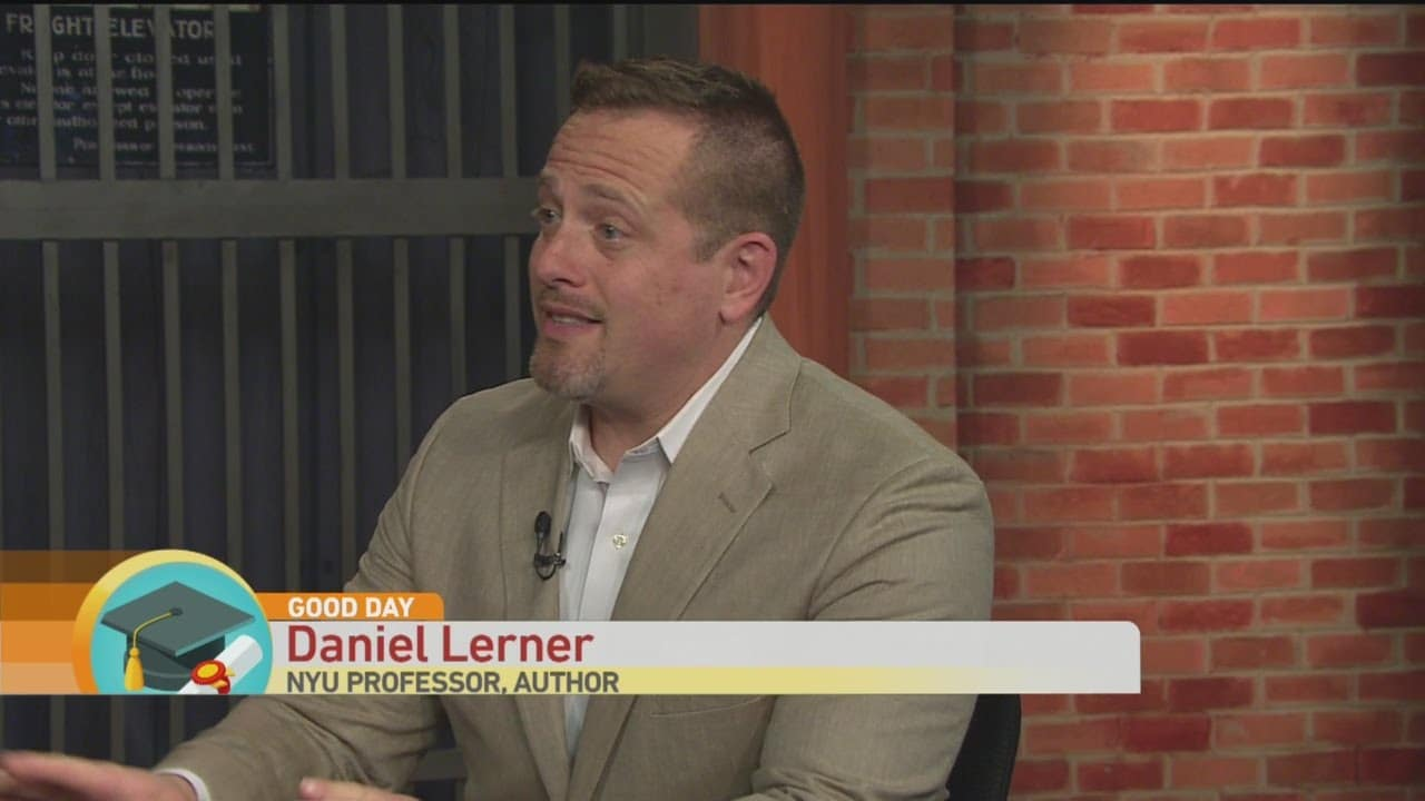 Dan Lerner on Good Day Sacramento