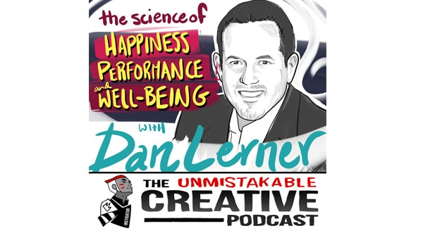 Dan Lerner on the Unmistakable Creative podcast