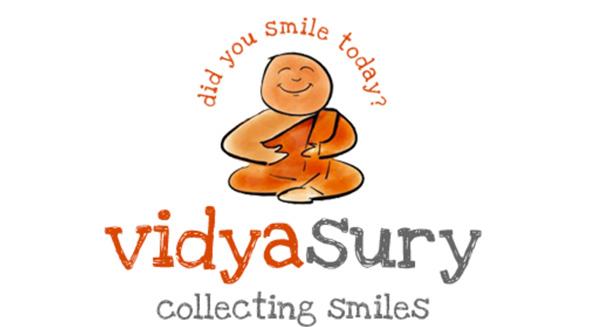 Vidya Sury blog logo