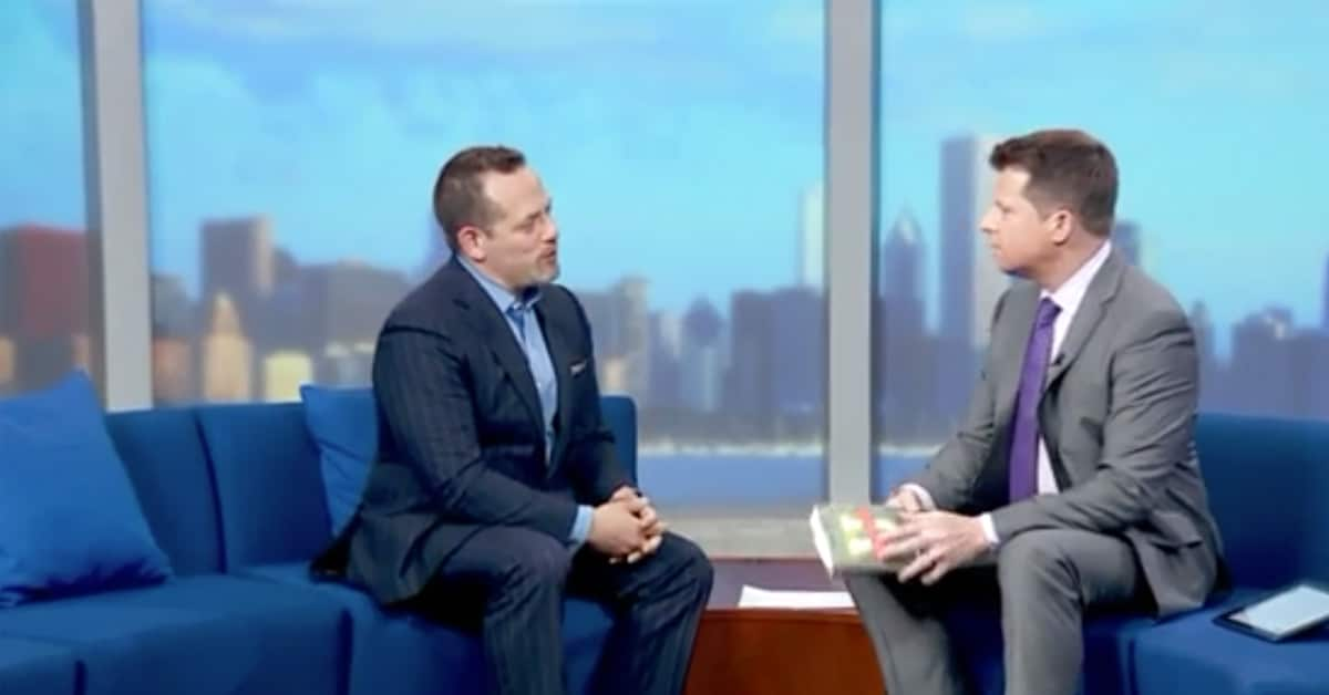 Dan Lerner on WGN Weekend Morning News