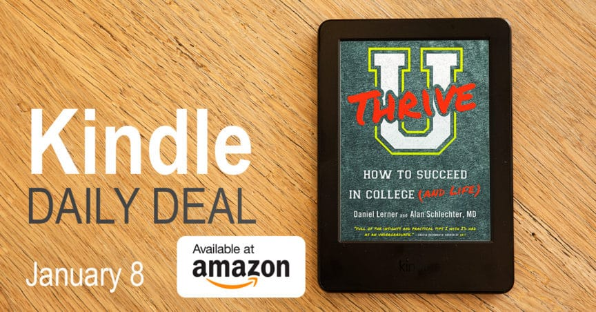 U Thrive is the Kindle Daily Deal